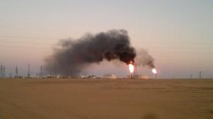 Sharara field (Photo: Akakus Oil)