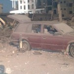 Sabri police station hit again in Benghazi