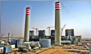 The first unit at the Sirte Gulf Steam power station restarted work yesterday (archives).