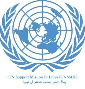 UNSMIL logo