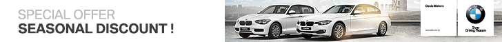 BMW - Oasis Motors New post eid