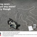 Murdered, seized and beaten – campaign launched for journalists in Libya
