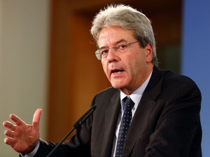 Italian foreign minister Paolo Gentiloni (Photo: Italian foreign ministry)