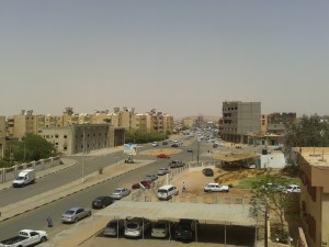 Downtown Sebha has been gripped by a fourth day of fighting (File photo)