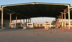 The Ras Jedir border crossing has reopened (File photo)