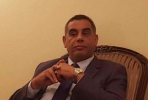 Ali Gatrani who today pulled out as a deputy prime minister (Photo: social media)