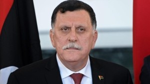 Faiez Serraj wants the international community to intervene (File photo).