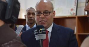 Faiez Serraj condemned the attack on PC member Fathi Majbari (Photo: Archives).