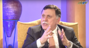 Faiez Serraj was terrorist target says intelligence chief (Photo: Archives).