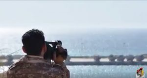Part of a Bunyan Marsous video showing Sirte port