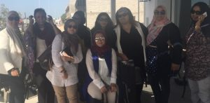 Members of Libyan NGO Jusoor (Photo: Jusoor).