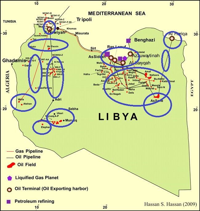 A Wider Political Settlement Is A Prerequisite To Increased Libyan Oil Production Analysis