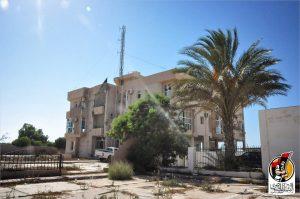 Sirte radio station recaptured today (Photo: Bunyan Marsous)
