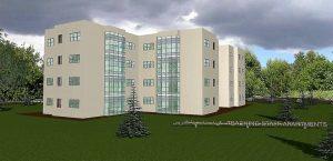 Tobruk University teaching staff apartments