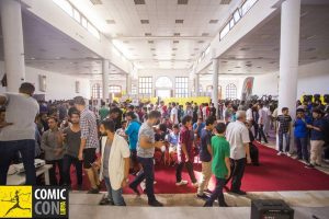 The first ever Comic Convention was held in Tripoli over three days (Photo: Comic Con).