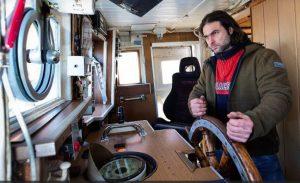 Sea-Eye charity's founder Michael Buschheur (Photo: Sea-Eye)