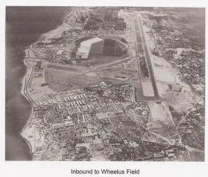 Wheelus Airbase in mid 1950s (Source: