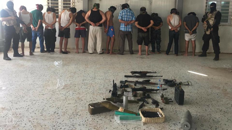 Rada Arrests Kidnap Extortion And Robbery Gang Of 12 In