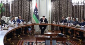 PCl chief Faiez Serraj chairs Tripoli meeting today (Photo: PC)