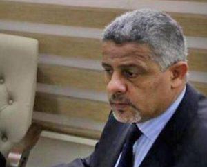 Thinni cabinet secretary Al Amin Huwail (Photo: social media)