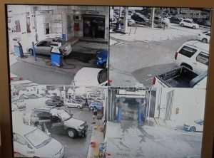 Tripoli's petrol stations are to be fitted with CCTV cameras to counter criminal activities compounding or causing petrol shortages (Photo: BREGA).