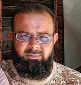 Akhram Al-Bassiouni was the latest field commander to perish in action (Photo: social media)