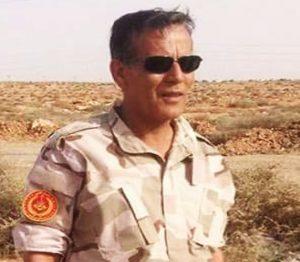 Misrata military spokesman Ibrahim Bait El-Mal (Photo: social media)