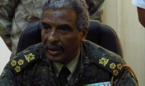 PG commander Colonel Najmi Al-Nakua (Photo: social media)