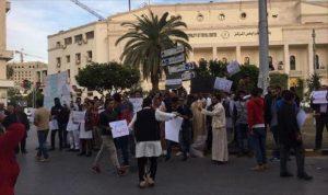 Protests in Algeria Square (Photo: Social media)