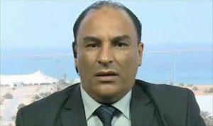 Sirte's new mayor Mukhtar Al-Madani (Photo: social media)