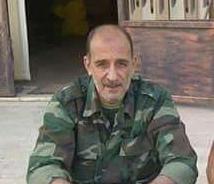 Brigadier Fathi Alsnvaz of Zawia Martyrs' Brigade who died today (Photo: supplied)