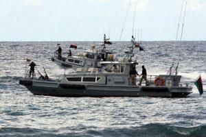 Libya coastguard vessels (Photo:Libyan Navy)