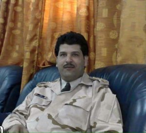 Mohammed Saleh Al-Warfali, Qaddafi officer kidnapped in 2012 (Photo: social media)