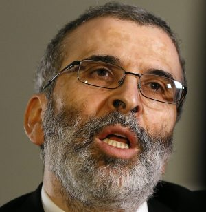 NOC chairman Mustafa Sanalla complains about the delay in receiving the 2018 budget allocations (File photo)
