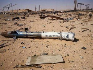 Jufra airbase was also attacked yesterday by LNA aircraft (Photo: Social media)