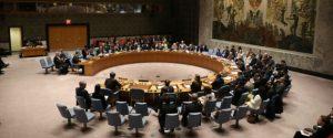 The UN Security Council meeting earlier this year (Photo:UN)