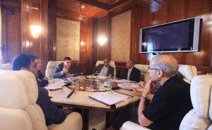 PC/GNA PM-designate Faiez Serraj chairs the new LIA Board of Trustees (Photo: LIA).