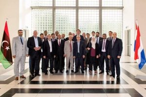 HoR and SC members in the Hague (Photo: Dutch gov)