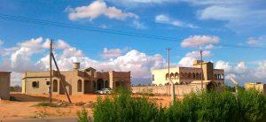 Part of Qasr Abu Hadi (Photo: Google maps)