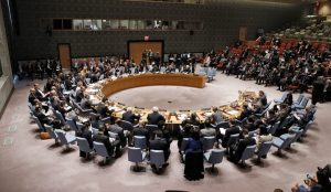 The UN Security Council has extended the arms embargo on Libya for another year(File Archive photo).