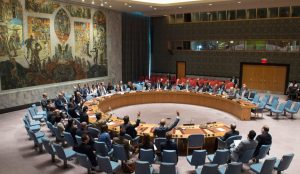 The UN Security Council has extended UNSMIL's mandate for another year (Photo from archives). Report of the Secretary-General on the United Nations Support in Libya