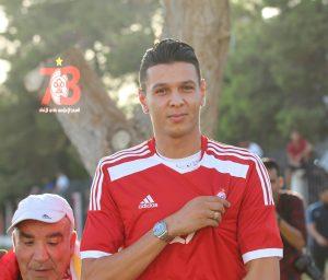 Mohamed Zubya (Photo: Itihad Tripoli)