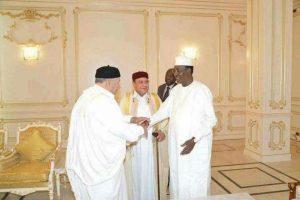 Warfala and Idriss Deby Chad