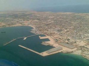 Tobruk harbour (Photo: Tobruk Port Authority)