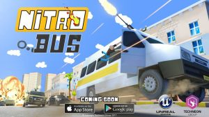 Techneon Group to launch Libyan 'Nitro Bus' mobile phone video game (Photo: Techneon).