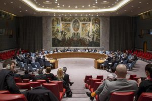 UN Security Council yesterday (Photo: UN)