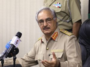 Khalifa Hafter orders creation of Bani Walid unit (File photo)
