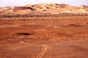 Libya's Western Desert border with Egypt is over 1,000 km long (File photo)