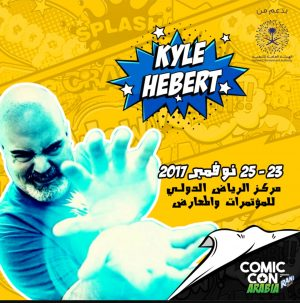 Saudi Comic Con is going ahead in the Saudi capital this week and is officially backed by the state (Social Media).