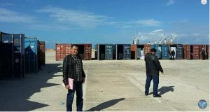 40 containers were discovered at Benghazi port with underpriced goods as part of an LC fraud (LANA).
